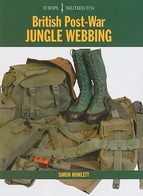 British Post-War Jungle Webbing By Howlett, Simon